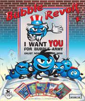 Bubble Revolt Скачать бесплатно игру Бунт пузырей - java игра для мобильного телефона