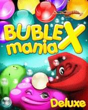 BublexMania DeLuxe Скачать бесплатно игру Мания пузырей Deluxe - java игра для мобильного телефона