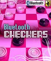 Checkers +Bluetooth Скачать бесплатно игру Шашки и уголки +Bluetooth - java игра для мобильного телефона