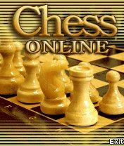 Скачать бесплатно игру Chess Online - java игра для мобильного телефона. Скачать Шахматы онлайн