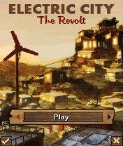 Electric City The Revolt Скачать бесплатно игру Электрический город: Восстание - java игра для мобильного телефона