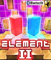3D Element 2 +BlueTooth Скачать бесплатно игру 3D Элемент 2 +BlueTooth - java игра для мобильного телефона