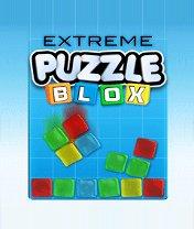 Extreme Puzzle Blox Скачать бесплатно игру Экстемальный пазл блокс - java игра для мобильного телефона