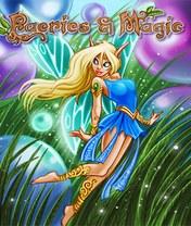 Faeries and Magic Скачать бесплатно игру Фея и магия - java игра для мобильного телефона