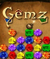 Gemz Скачать бесплатно игру Драгоценности - java игра для мобильного телефона