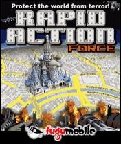 Rapid Action Force Скачать бесплатно игру Сила быстрого действия - java игра для мобильного телефона