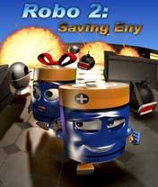 Robo 2 Скачать бесплатно игру Робик спешит на помощь - java игра для мобильного телефона