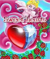 Smilines: Sweet Hearts Скачать бесплатно игру Лайнс: Влюбленные сердца - java игра для мобильного телефона