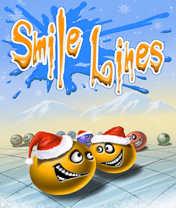 SmiLines: Winter Season Скачать бесплатно игру Снежные шарики - java игра для мобильного телефона