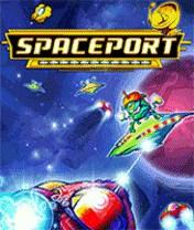 SpacePort Скачать бесплатно игру Космодром - java игра для мобильного телефона