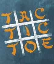 Скачать бесплатно игру Tac Tic Toe - java игра для мобильного телефона. Скачать Крестики нолики