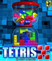 Tetris-X Touch Screen Скачать бесплатно игру Тетрис-X + Touch Screen - java игра для мобильного телефона
