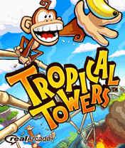 Tropical Towers Скачать бесплатно игру Тропические башни - java игра для мобильного телефона