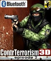 3D ContrTerrorism 2 +Bluetooth Скачать бесплатно игру 3D Контр-терроризм 2 +Bluetooth - java игра для мобильного телефона
