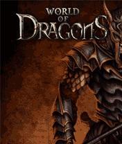 Скачать бесплатно игру World Of Dragon - java игра для мобильного телефона. Скачать Мир драконов