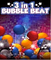 3 in 1 Bubble Beat Extreme Скачать бесплатно игру Шарохлоп 3 в 1 - java игра для мобильного телефона