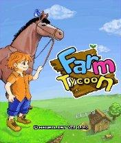 Скачать бесплатно игру Farm Tycoon - java игра для мобильного телефона. Скачать Владелец фермы