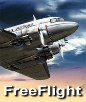 Free Flight 3D Скачать бесплатно игру Свободный полёт 3D - java игра для мобильного телефона