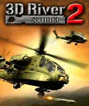 Скачать бесплатно игру River Storm 2 3D - java игра для мобильного телефона. Скачать Речной шторм 2 ЗD