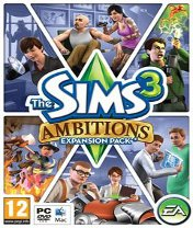 The Sims 3: Ambitions Скачать бесплатно игру Симс 3: Карьера - java игра для мобильного телефона