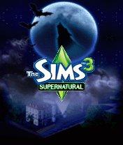 The Sims 3: Supernatural Скачать бесплатно игру Симс 3: Сверхестевенное - java игра для мобильного телефона