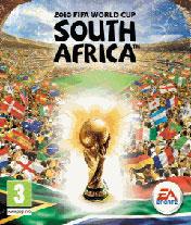 2010 Fifa World Cup: South Africa Скачать бесплатно игру Чемпионат мира по футболу 2010: ЮАР - java игра для мобильного телефона