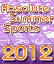 Скачать бесплатно игру Absolute Summer Sports - java игра для мобильного телефона. Скачать Летний спорт