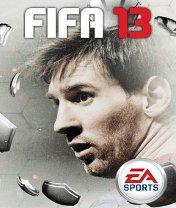 Скачать бесплатно игру FIFA 2013 - java игра для мобильного телефона. Скачать ФИФА 2013