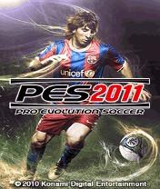 PES 2011 Скачать бесплатно игру Pro Evolution Soccer 2011 - java игра для мобильного телефона