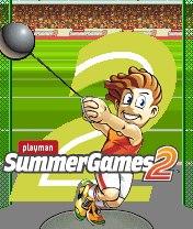 Скачать бесплатно игру Playman: Summer Games 2 - java игра для мобильного телефона. Скачать Плеймен: Летние игры 2