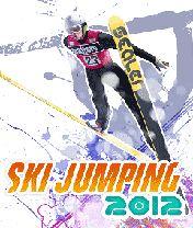 Скачать бесплатно игру Ski Jumping PRO 2012 - java игра для мобильного телефона. Скачать Прыжки с трамплина ПРО 2012