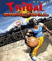 Tribal Basketball Скачать бесплатно игру Трибал баскетбол - java игра для мобильного телефона