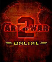 Скачать бесплатно игру Art of War 2: Online - java игра для мобильного телефона. Скачать Искусство Войны 2: Онлайн