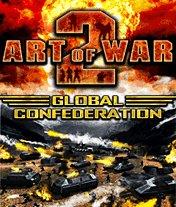 Скачать бесплатно игру Art Of War 2: Global Confederation - java игра для мобильного телефона. Скачать Искусство Войны 2: Всемирная Конфедерация