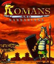 Romans and Barbarians Скачать бесплатно игру Римляне и варвары - java игра для мобильного телефона